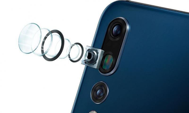 Sony представила фотосенсор для смартфонов с рекордным разрешением