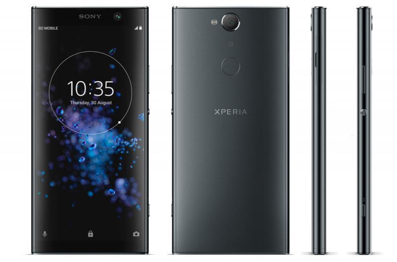 Sony Xperia XA2 Plus – среднебюджетный смартфон с качественным звуком