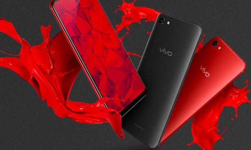 В России стартовали продажи смартфона Vivo V81
