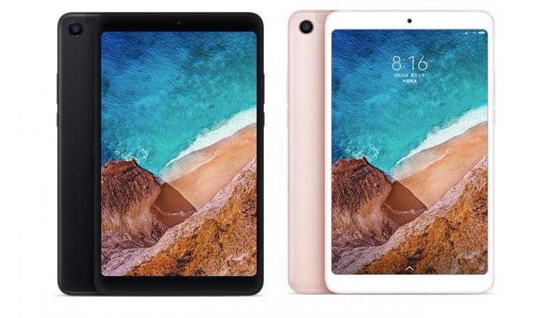 В продажу поступил планшет Xiaomi Mi Pad 4 с поддержкой LTE