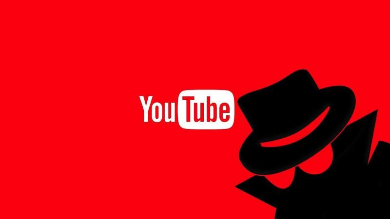 В мобильном приложении YouTube появился режим инкогнито