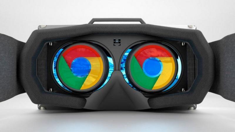 В браузере Google Chrome появилась поддержка VR-гарнитур