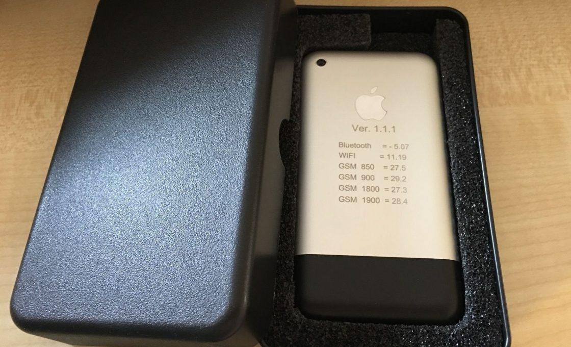 Прототип iPhone