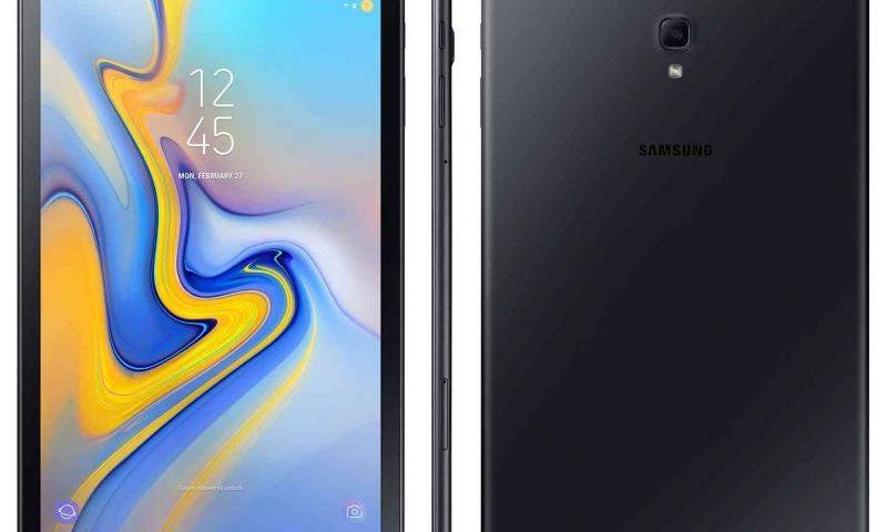 Планшет Samsung Galaxy Tab A 10.5 получил SoC Snapdragon 450 и четыре динамика