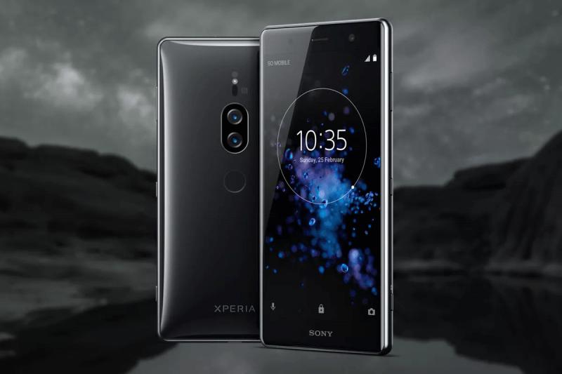 Новый флагманский смартфон Sony поступил в продажу в России