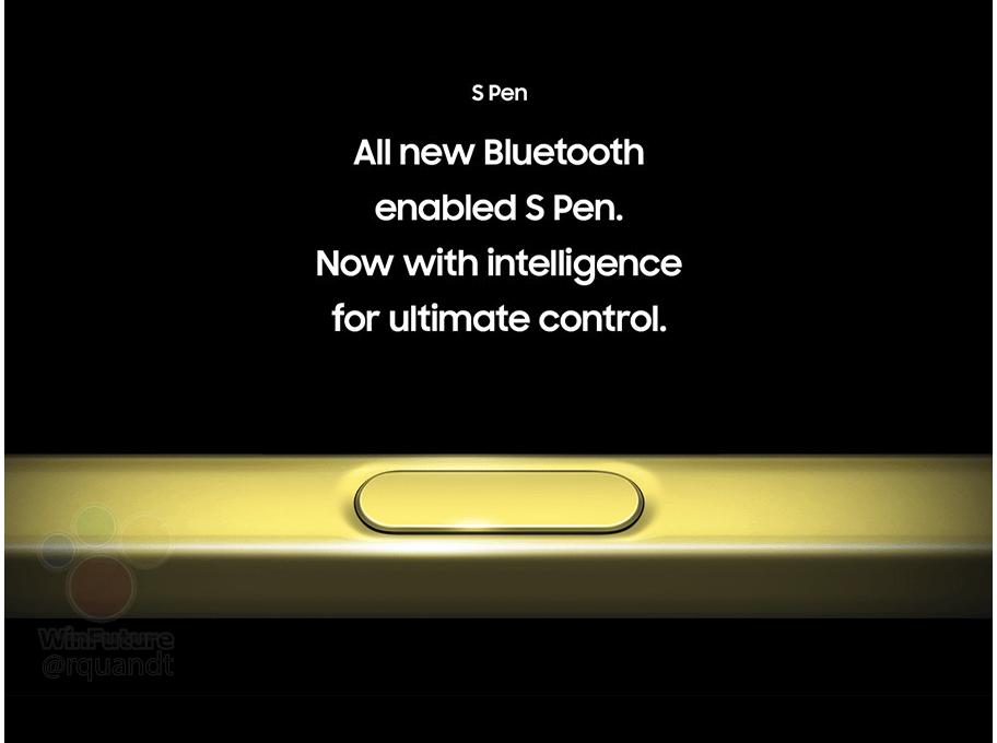 Стилус Samsung Galaxy Note 9