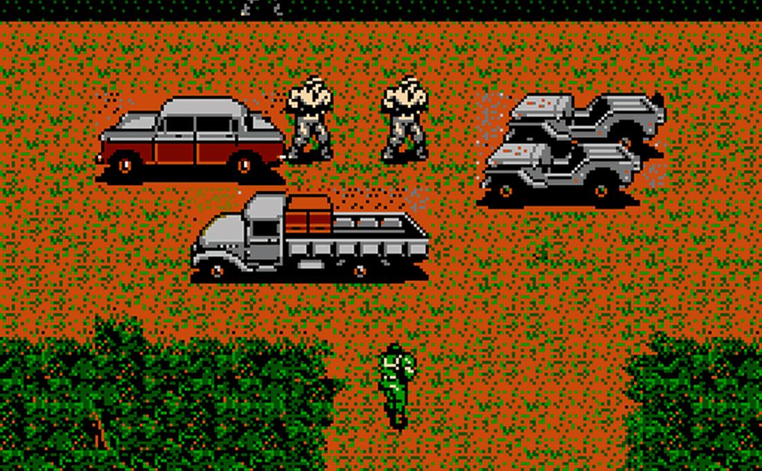 Metal Gear Dendy