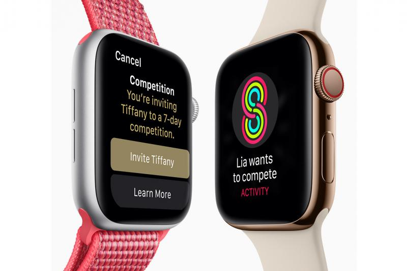Смарт-часы Apple Watch Series 4 получили безрамочный экран и новый процессор