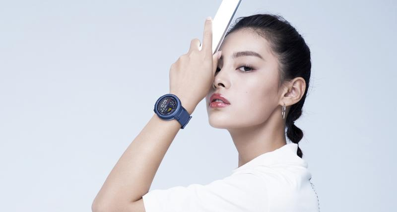 «Умные» часы Huami Amazfit Verge получили AMOLED-экран и модуль NFC