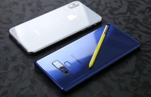 iPhone XS Max уступил Samsung Galaxy Note 9 по скорости запуска приложений