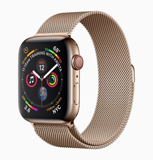 Часы Apple Watch Series 4