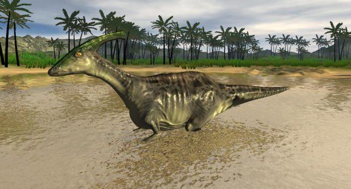 Jurassic VR ― Dinosaur Game