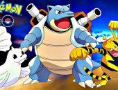 Персонажи Pokemon Go