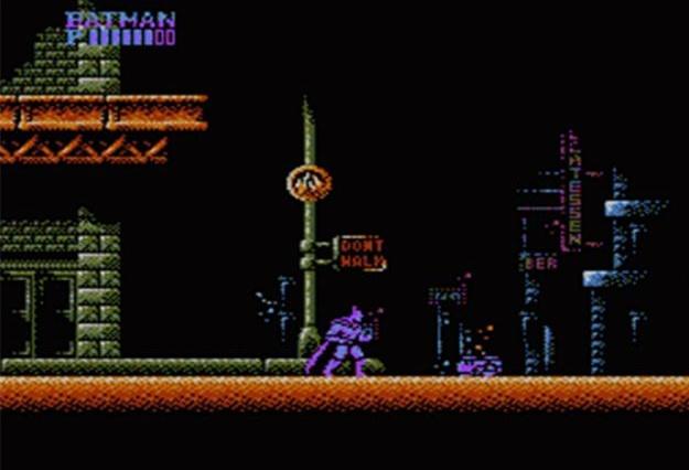 Игра Денди Batman: The Video Game