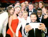 Селф звезд на церемонии вручения премии Оскар