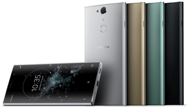 Смартфон Sony Xperia XA2 Plus уже продаётся в России