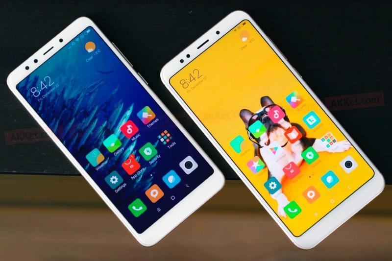 Комплектующие для Xiaomi Redmi Note 6 и Redmi 6 Plus уже продаются на AliExpress