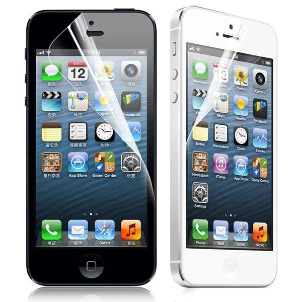 Защитная пленка на смартфоне