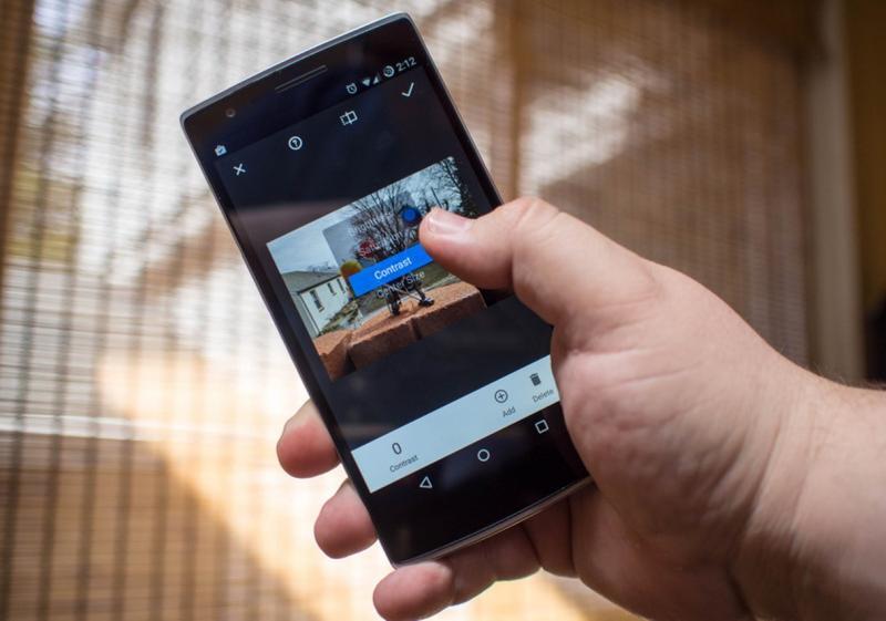 10 лучших приложений для обработки фото на Андроид