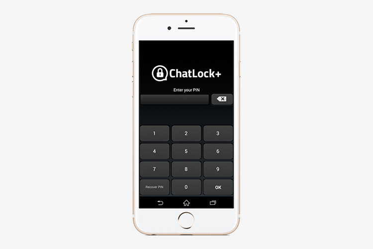 приложение WhatsApp Lock