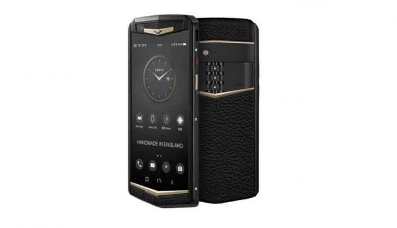 Vertu Aster P – смартфон с SoC Snapdragon 660 за 14 тысяч долларов