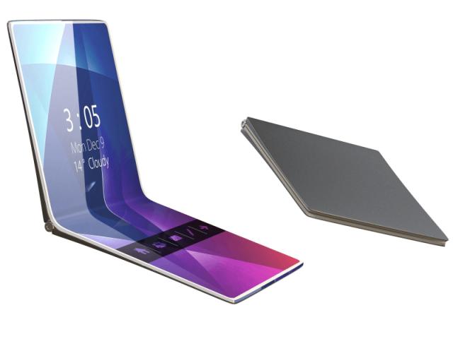 Смартфон Huawei со складным экраном выйдет в следующем году