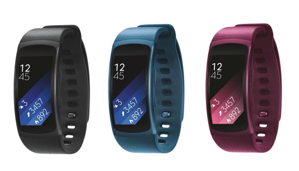 Хороший фитнес-браслет Samsung Gear Fit2