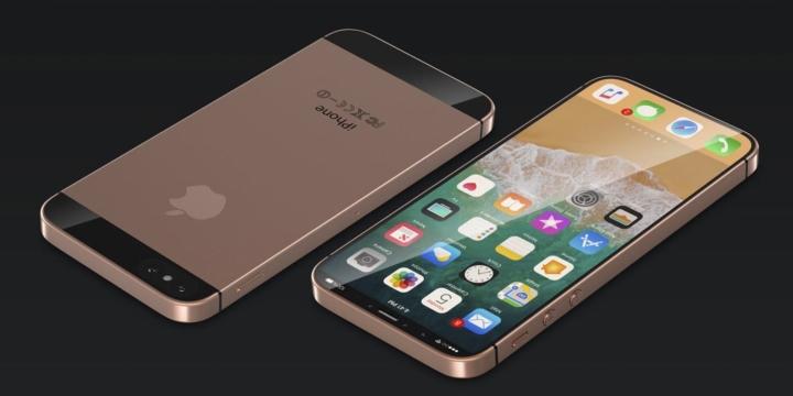 Внешний вид iPhone SE 2
