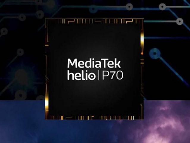 MediaTek представила однокристальную систему Helio P70