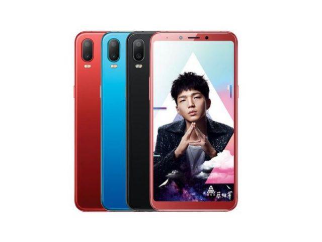 Представлен смартфон Samsung Galaxy A6s