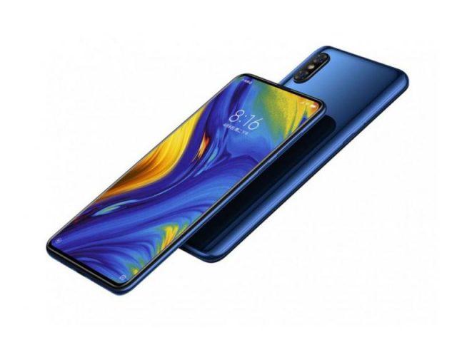 Xiaomi Mi Mix 3 стал первым смартфоном с поддержкой 5G