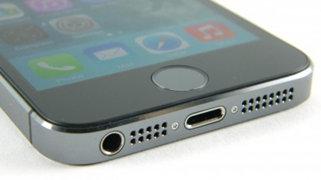 Разъёмы iPhone SE 2