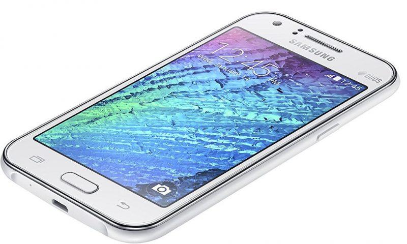 Как изменить блокировку смартфона Samsung J120F