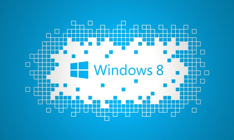 Почему папка в Windows 8 открывается только через контекстное меню