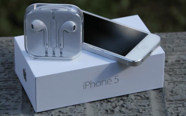 Apple внесла iPhone 5 в список устаревших устройств