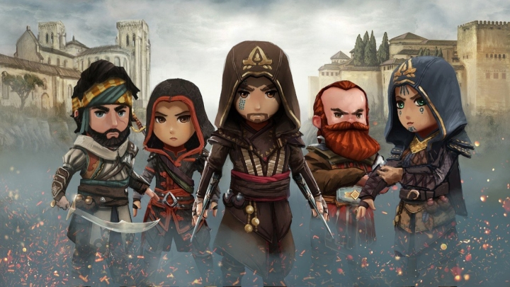 Игра Assassin's Creed: Rebellion
