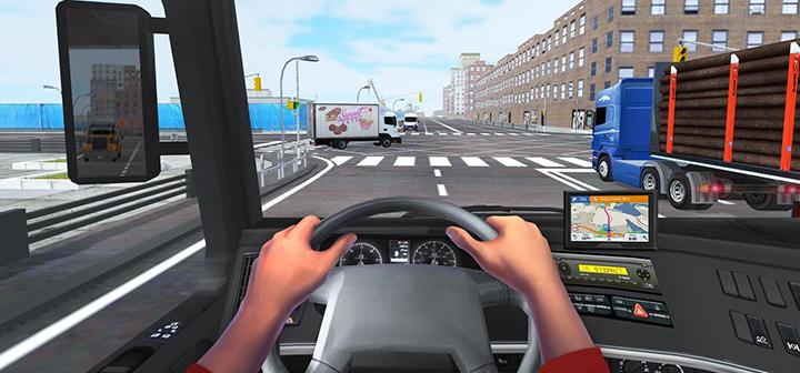 Игра Truck Simulation 19