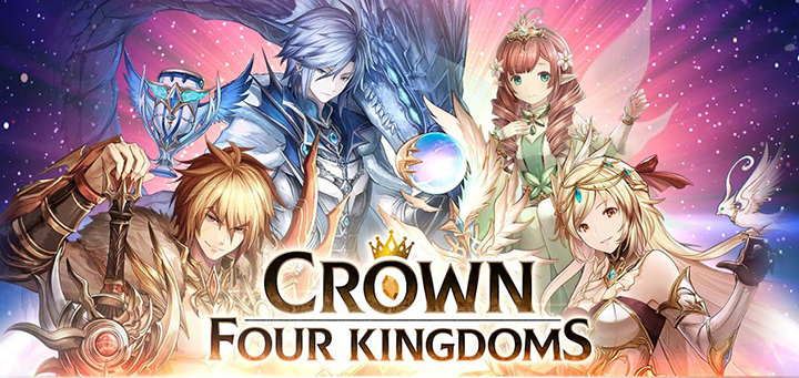Игра Crown Four Kingdoms