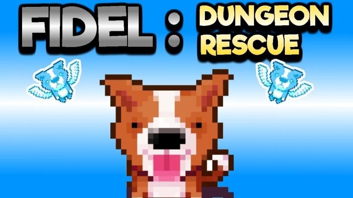 Игра Fidel Dungeon Rescue
