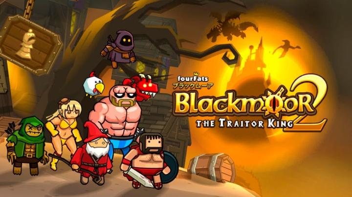 Игра Blackmoor 2