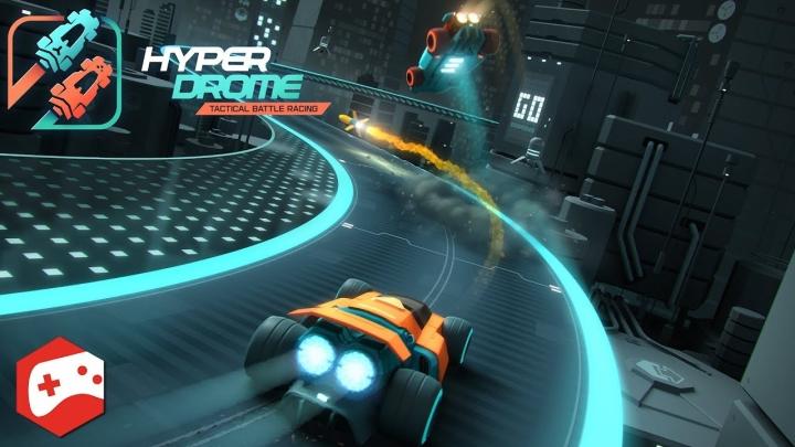 Игра Hyperdrome