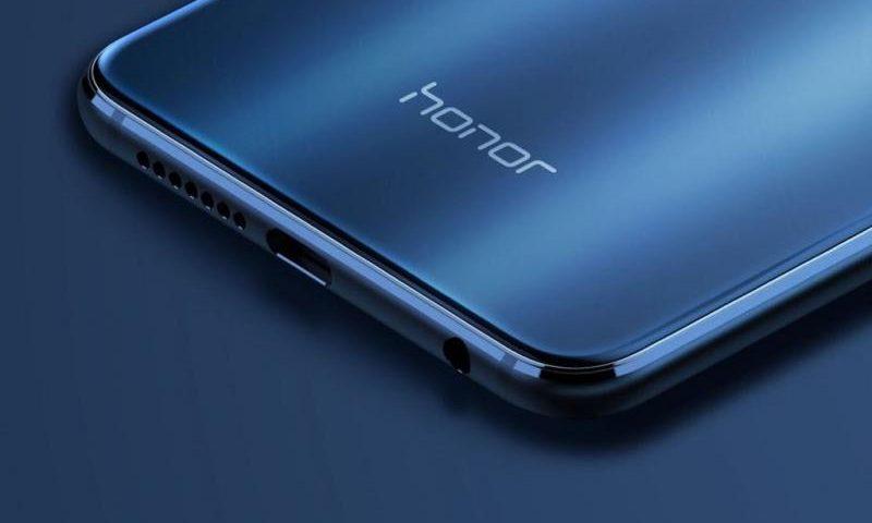 Стала известна стоимость смартфона Honor V20
