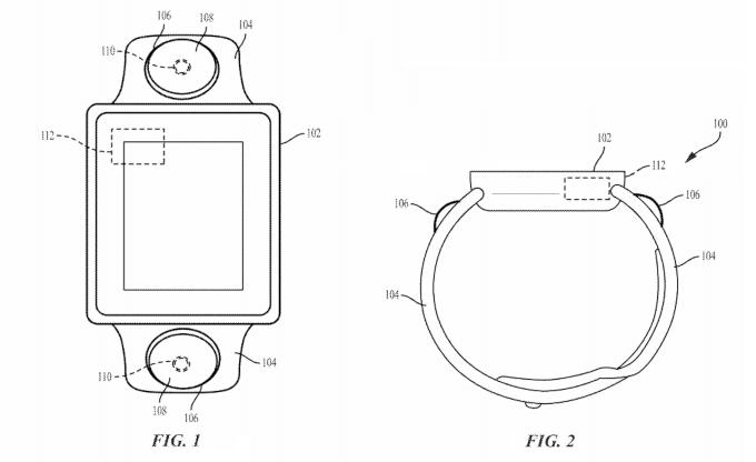 Иллюстрация из заявки на патент