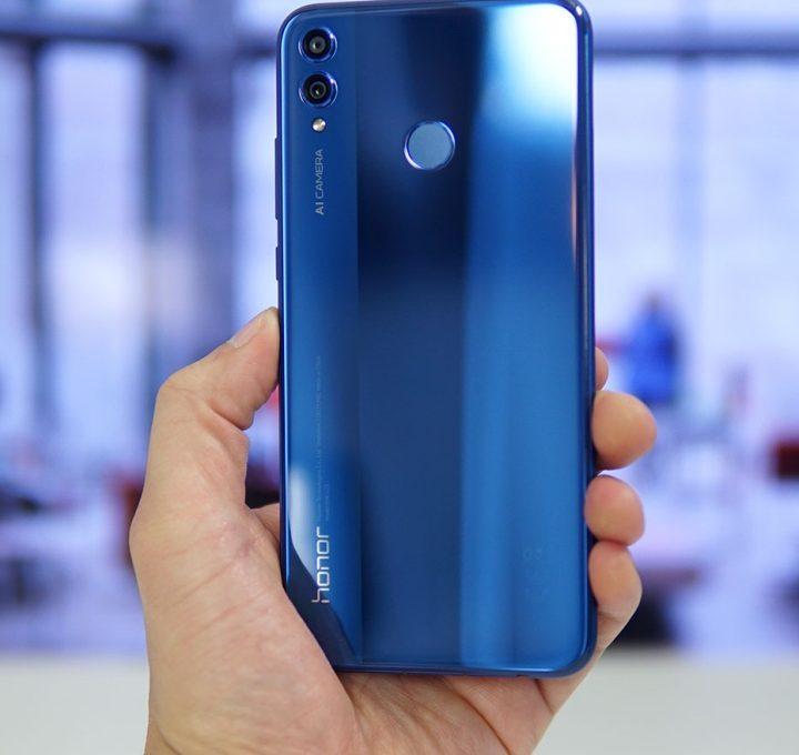 Камеры смартфона Honor 8X