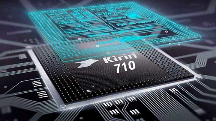 Процессор смартфона Honor 8X
