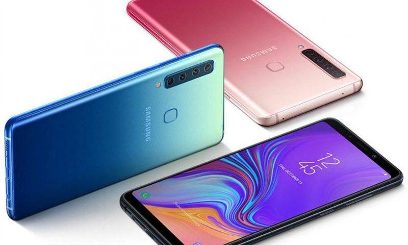 Четырёхкамерный смартфон Samsung Galaxy A9 2018 уже продаётся в России