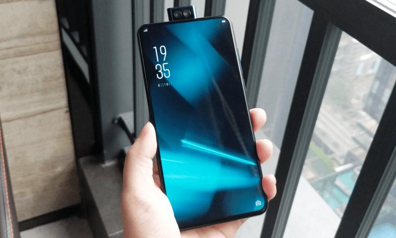 Смартфон Elephone U2 получил выдвижной модуль с двойной «фронталкой»