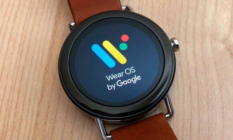 Новая версия Wear OS повысит автономность смарт-часов