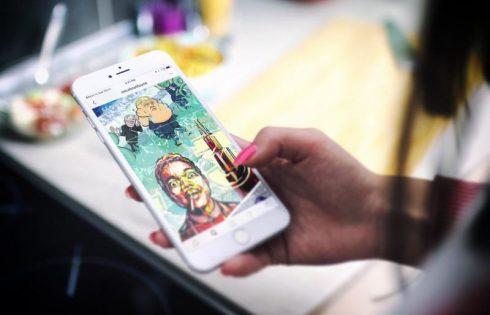 Как сохранить фото из Инстаграма