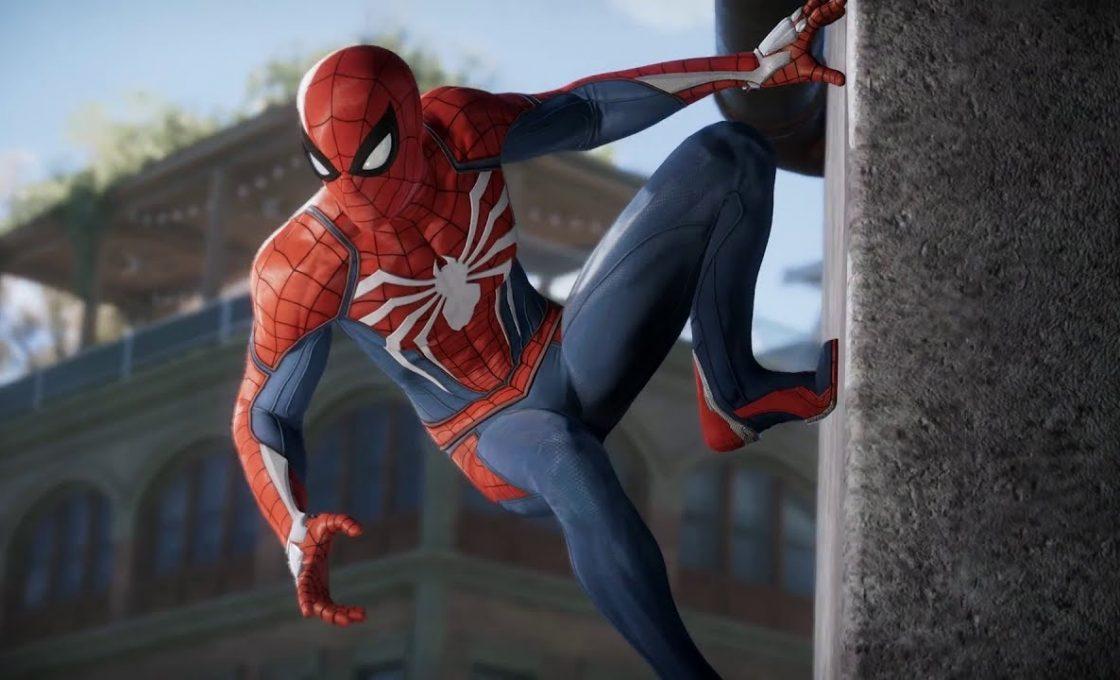 Кадр из игры Marvel's Человек-паук